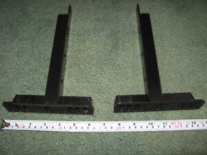 Head-board Bed Frame Angle Mounting Bracket Set