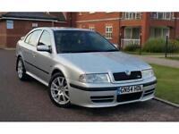 2004 Skoda Octavia 1.8 vRS 5dr **F/S/H+CAMBELT CHANGED+2 OWNERS**
