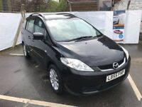 Mazda 5 TS2 1.8 * 7 Seater * Mpv, * 1 Former Keeper * Air Con, Alloys 12 Month Mot, 3 Month Warranty