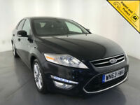 2014 FORD MONDEO TITANIUM X B-NESS EDN DIESEL 1 OWNER SERVICE HISTORY FINANCE PX