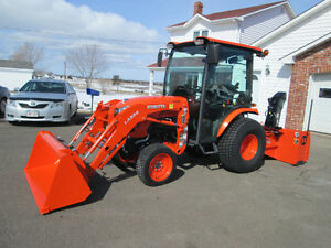 KUBOTA B2650 LOADED HYDROSTATIC ONLY29 HRS TRADE WELCOME