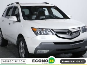 2008 Acura MDX 4WD TOIT CUIR A/C 7 PASS