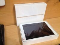 iPad Air 2 Gold 16GB Wifi and Cellular 4G Unlocked Boxed