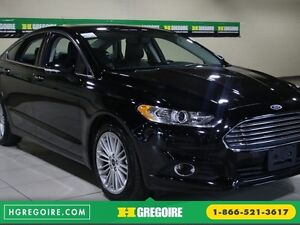 2016 Ford Fusion SE A/C CUIR TOIT MAGS