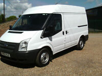 Ford Transit 2.2TDCi ( 100PS ) ( EU5 ) 260SWB SEMI HIGH ROOF 2012