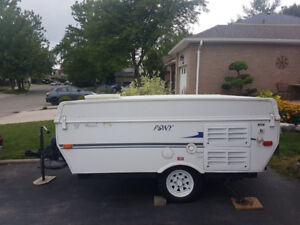 2008 Palomino Pop-up Camper Tent Trailer.