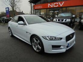 2016 JAGUAR XE 2.0d R Sport 4dr Auto PANORAMIC ROOF