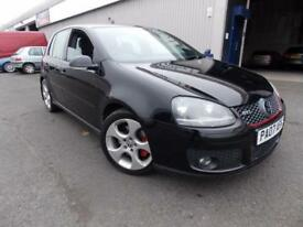 Volkswagen Golf 2.0T FSI ( 200ps ) 2007MY GTi 79K Petrol FSH Cambelt Changed