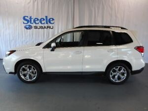 2018 SUBARU FORESTER Limited with Navigation
