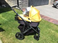Like new Uppababy Vista Special Edition 2010