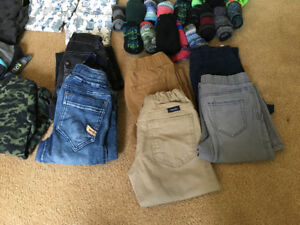 Lot of Boys clothes size 6/7
