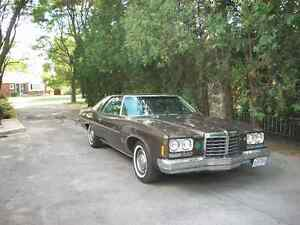 1974 Pontiac Parisienne-Mint Condition! Original Owner