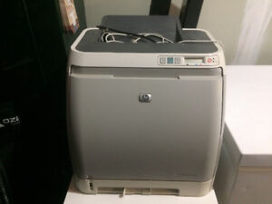 HP 1600 color laser jet printer