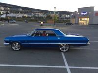Impala SS 1963 for sale