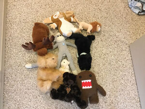 New without tags stuffies