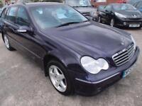 2003 53 MERCEDES-BENZ C CLASS 3.2 C320 AVANTGARDE 5D AUTO 218 BHP