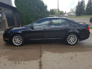 2010 Ford Fusion SEL AWD w/ winter tires and wheels