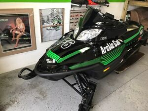 2005 Arctic Cat Firecat F6 retro snow pro