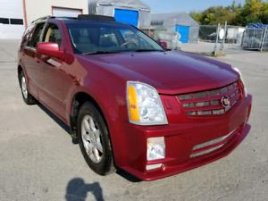 2007 Cadillac SRX 3.6L V6