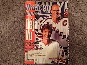 Hockey Digest Magazines 1996 Sarnia Sarnia Area image 9