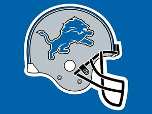 LIONS VS PACKERS- LOWER BOWL 12 ROWS FROM THE FIELD!!!!!!!!!!!