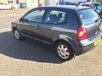 2002 polo full history mot clean inside and out free 3 months warranty breakdown cover