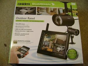 Uniden wireless video surveillence Edmonton Edmonton Area image 1