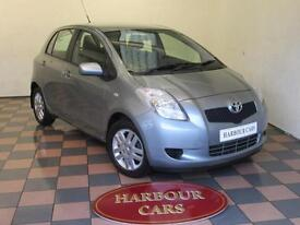 2008 08 Toyota Yaris 1.3 VVT-i TR, 1 Previous Owner, 18,000 Miles