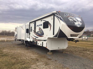 2014 Keyston RV 360rb14