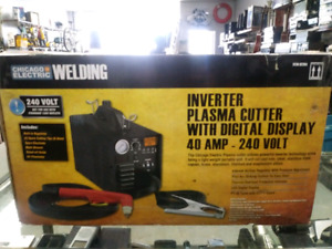 Plasma cutter Chicago Electric