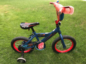 """Spider-Man kids bike, 14"""" wheels"""