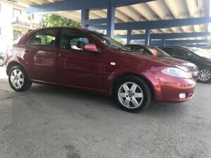 2007 Chevrolet Optra 5dr HB LT