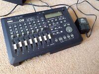 Korg D8 Recording Studio
