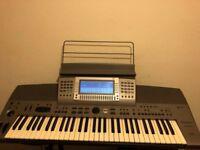 Technics KN6000 keyboard