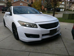 Moded 2008 Honda Accord Coupe (2 door)