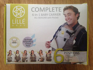 Lille baby complete all season carrier