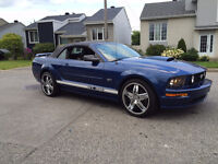 2008 Ford Mustang GT Cabriolet