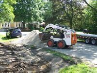 Bobcat, Mini Excavator, Skid Steer, Auger Rental With Operator