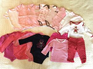 Baby girl clothes 6-12 months, 9 months London Ontario image 3