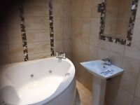 Bathroom/shower room, kitchen, floor, door fitting and repairs and much