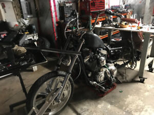 Motorcycle - $3,000 or best offer