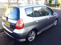 2007 HONDA JAZZ SPORT 1 OWNER FROM NEW 6 STAMP HISTORY