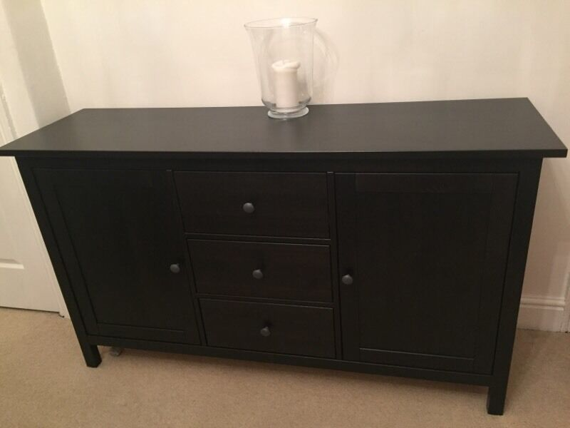 ikea hemnes sideboard 3 months old open to offers in carlisle cumbria gumtree. Black Bedroom Furniture Sets. Home Design Ideas