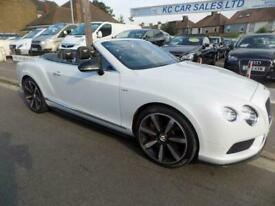 image for 2014 Bentley Continental GTC GTC 4.0 V8 S Auto Convertible Petrol Automatic