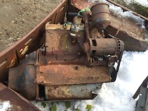 Complete Willys jeep engine, 4 Cyl