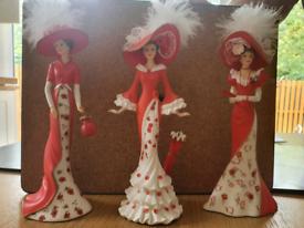 Bradex rememberance figurines