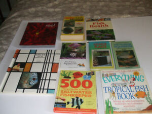 Aquarium Fish Books