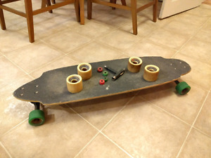 Complete Longboard For Sale