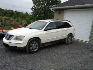2005 Chrysler Pacifica SUV, AWD