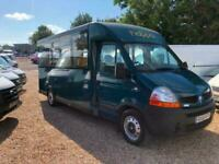 2010 Renault Trucks UK Master 20.35 dCi Low Roof ideal camper conversion Q/shift